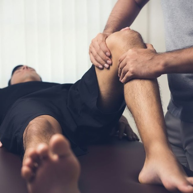 Knee Pain Relief Summerville SC